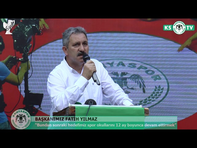 Atiker Konyaspor 2  Yaz Okulları Şenliği gerçekleştirildi