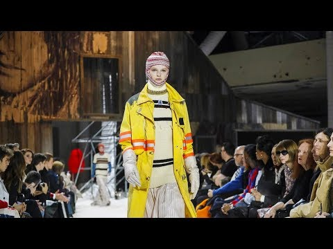 Calvin Klein | Fall Winter 2018/2019 Full Fashion Show | Exclusive