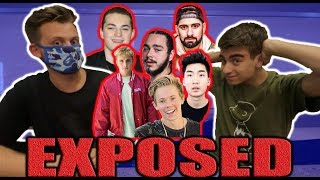 THESE YOUTUBERS HAVE FAKE YEEZYS... (Ft. YEEZYBUSTA) *Jake Paul, Ricegum, and more...*
