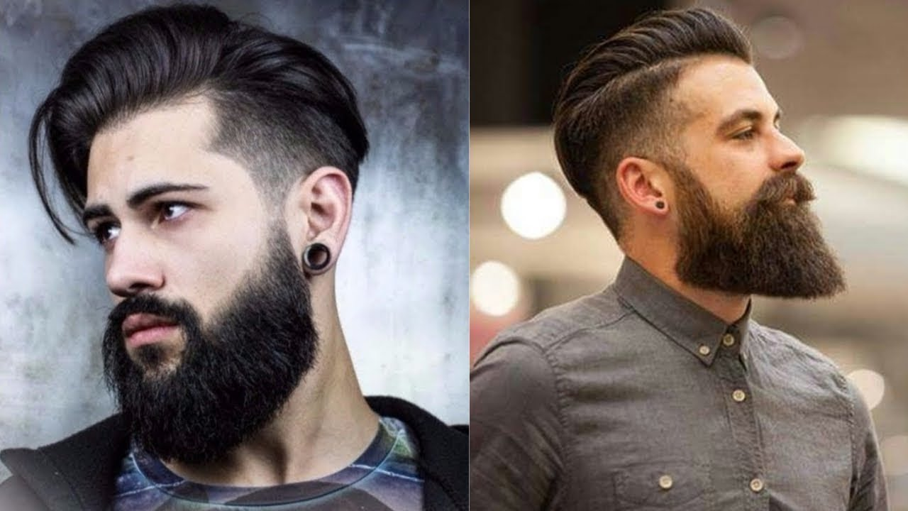 top 10 Attractive Beard Styles For Men 2019 | Beard With Hairstyles For Men  2019