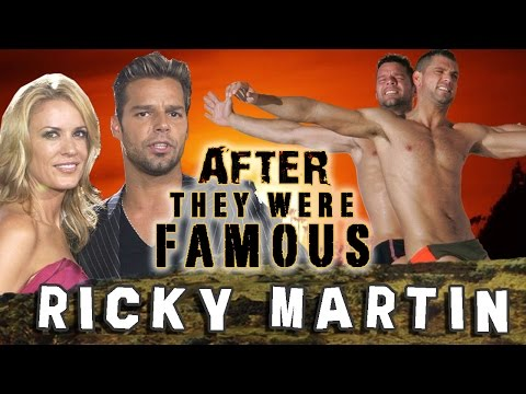 RICKY MARTIN - AFTER They Were Famous