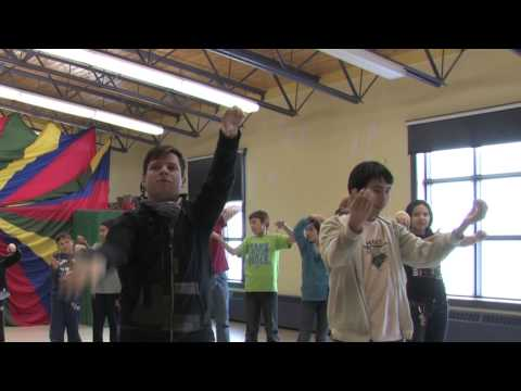 Mime Workshop with John Doucet
