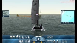 Sail Simulator 5 tips for Hobie Tiger boat