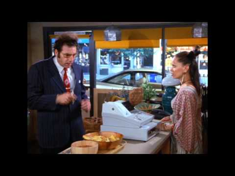 Seinfeld - Sick is the only way to go - YouTube