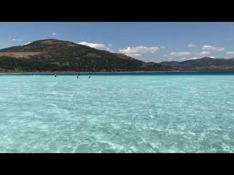 Озеро Салда.Турецкие Мальдивы)