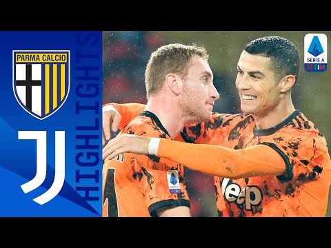Parma 0-4 Juventus | Ronaldo Double & Morata Late Strike See Juventus Clinch Victory! | Serie A TIM