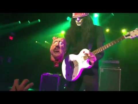 Buckethead - Jowls (Live @ Music Farm Charleston, SC)
