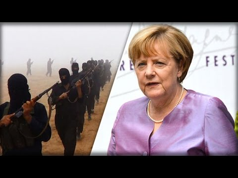 U.S. PROFESSOR CLAIMS MERKEL IS EUROPE'S BIGGEST THREAT