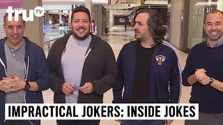 Impractical Jokers: Inside Jokes - Sal's Pants Party | truTV
