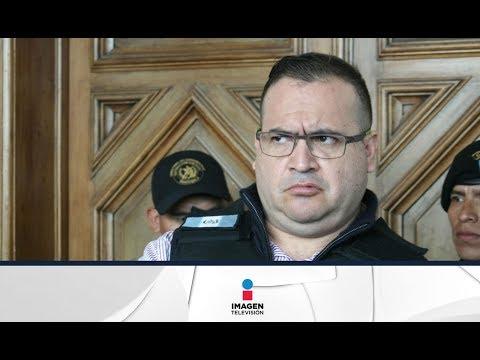 Así se defendió Javier Duarte en su audiencia   Noticias con Ciro Gómez Leyva