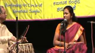 "Ruchira Kedar Live ""Babul Mora"" Bhairavi Thumri"