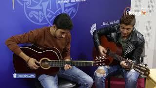 إيهاب أمير - حبيبي هجرني و راح@Ihab Amir \u0026 Yassine Benfeddoul - Acoustic Live