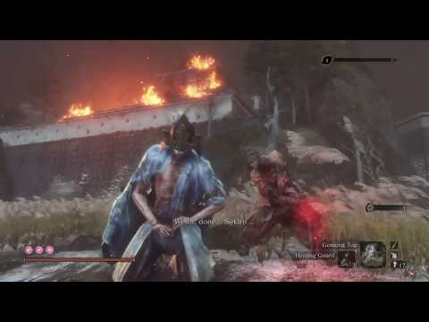 Sekiro Final Boss Fast Guide (Isshin, The Sword Saint)