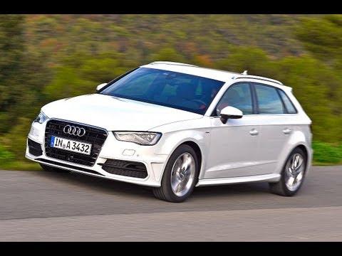 Audi A3 Sportback - Alles im Überfluss