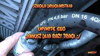 Szkoła Druciarstwa Janusz Dwa Razy Traci czyli Fach w Ręku vs Uparte E60 Wazzup :)