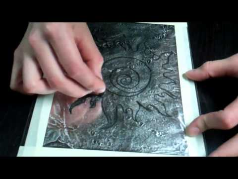 Kitchen Lithography Demo