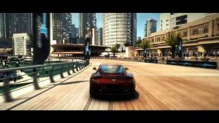 Grid 2: PC Gameplay [HD] Aston Martin Vanquish