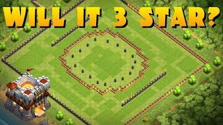 Will It 3 Star? Episode #5 | Clash of Clans TH 11 Base Defence Replays