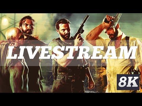 Max Payne 3 запустили на двух топовых Nvidia GeForce RTX 2080Ti и получили больше 100 FPS в разрешении 8K