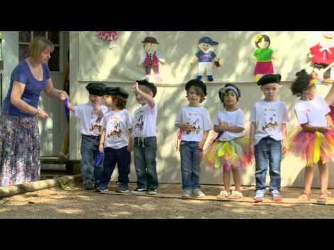 Arbor Montessori Academy - Festival of a Nations - Europe