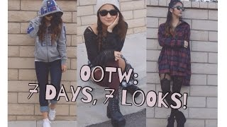 OOTW: 7 Days, 7 Looks! | Oct. 2014 Thumbnail