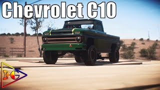 Need for Speed Payback - Chevrolet C10 - Part Locations