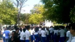 .@PoliciaStaMarta primero en iniciar las jornadas 'Niños al parque'