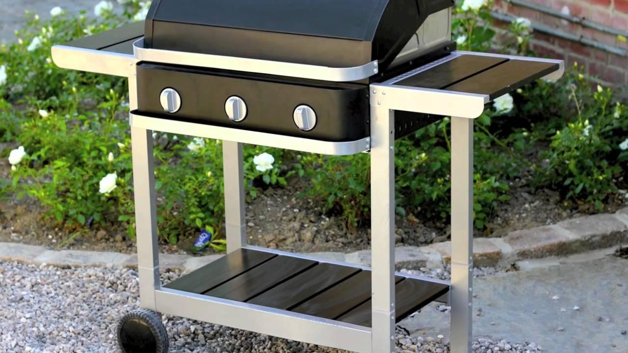 Barbecue Gaz Et Plancha first : la nouvelle collection barbecues et planchas gaz chez cook'in garden