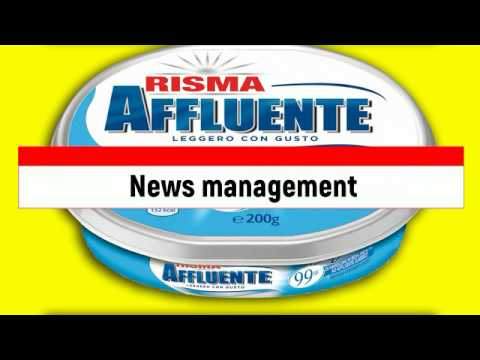 "Risma - Affluente Light ""News management"""
