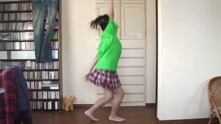 uteのメンバー岡井千聖が『踊ってみた』に挑戦中! 第四弾は℃-uteのイン...
