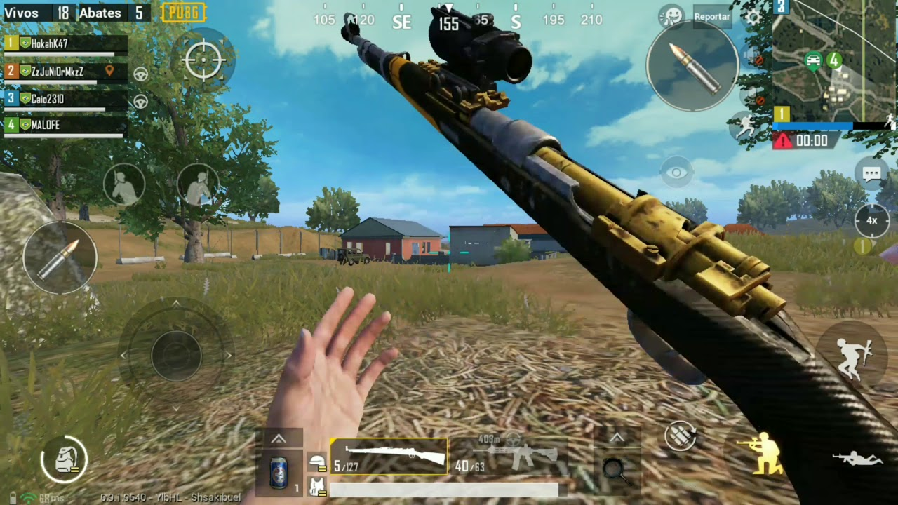 PUBG Mobile Android Gameplay #1