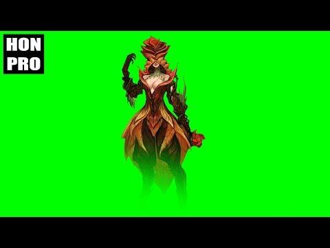 HoN Pro Silhouette Gameplay - iPx`_ - Legendary