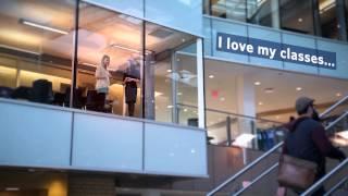 I love the University of British Columbia because...