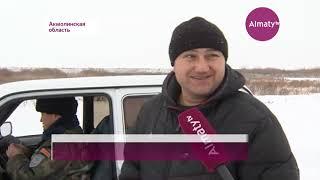 Любители незаконной рыбалки попались в Акмолинской области (20.11.18)