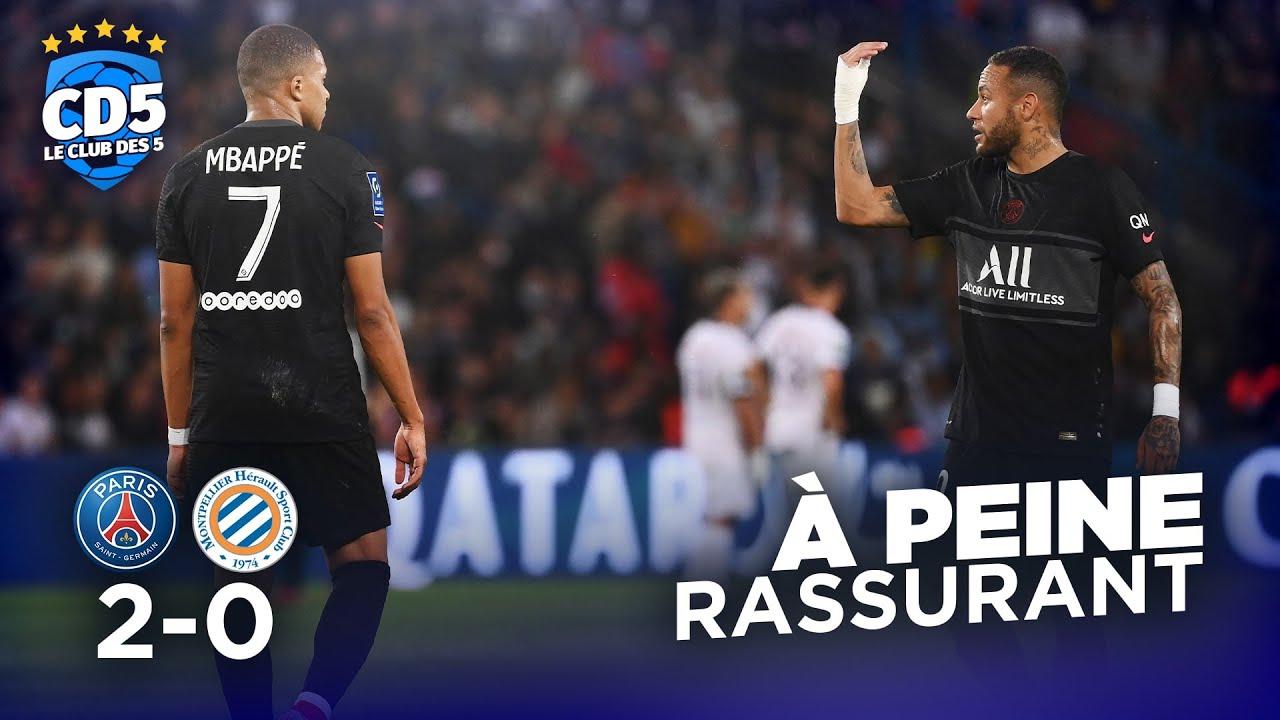 Download Paris SG vs Montpellier (2-0) / Chelsea vs Manchester City (0-1) - CD5 #938 - #CD5