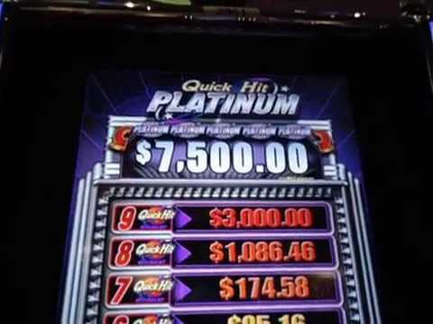 Quick Hits Free Quick Hit Platinum