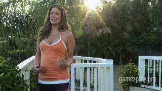 Daisy Fuentes Pilates HD exclusively for the Nintendo Wii