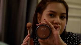 Singing while make up Challenge - Mytha lestari