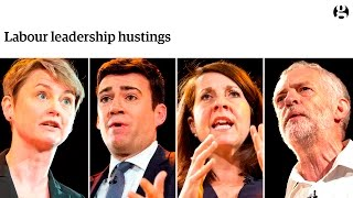 The future of Labour: meet the next leader | Guardian Live