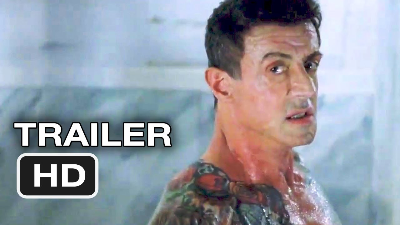 bullet to the head official trailer 1 2012 sylvester