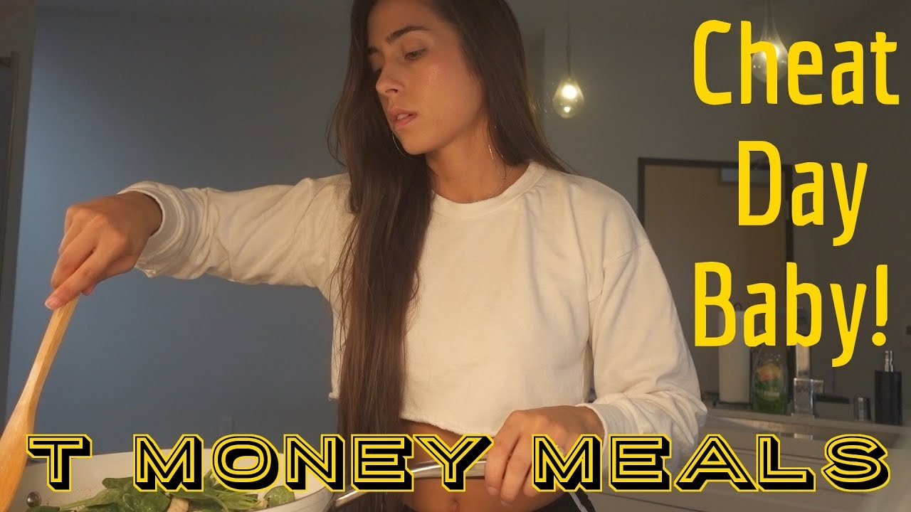 T Money's Meals | Cheat Day Baby!