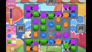 Candy Crush Level 1696 (no boosters, 3 stars)