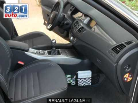 occasion renault laguna iii chang youtube. Black Bedroom Furniture Sets. Home Design Ideas