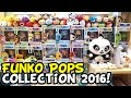 Funko Pop Collection 2016 - Disney, Cartoon Network, Marvel and MORE!