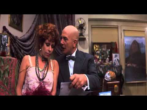 Annie - Sign - Miss Hannigan and Daddy Warbucks Warbucks