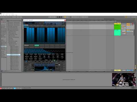 Techno Production Workflow Using Nerve & Ableton Live 10