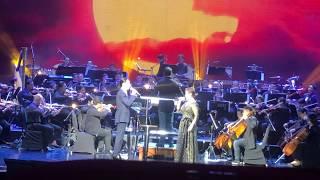 Lea Salonga duet Miss Saigon songs with Special Guest Michael Lee Perfect Ten Resorts World Manila