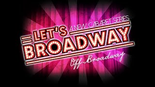 Let's Broadway! (Ragtime Romeo! - by: Monica Cioffi)
