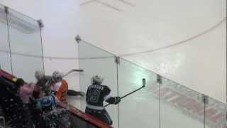 Into The Ice 2 | Glass Break (Wenatchee Wild vs. Dawson Creek Rage)