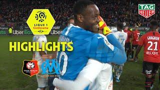 Stade Rennais FC - Olympique de Marseille ( 0-1 ) - Highlights - (SRFC - OM) / 2019-20